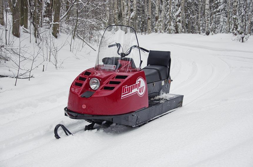 снегоход буран АД АДЕ