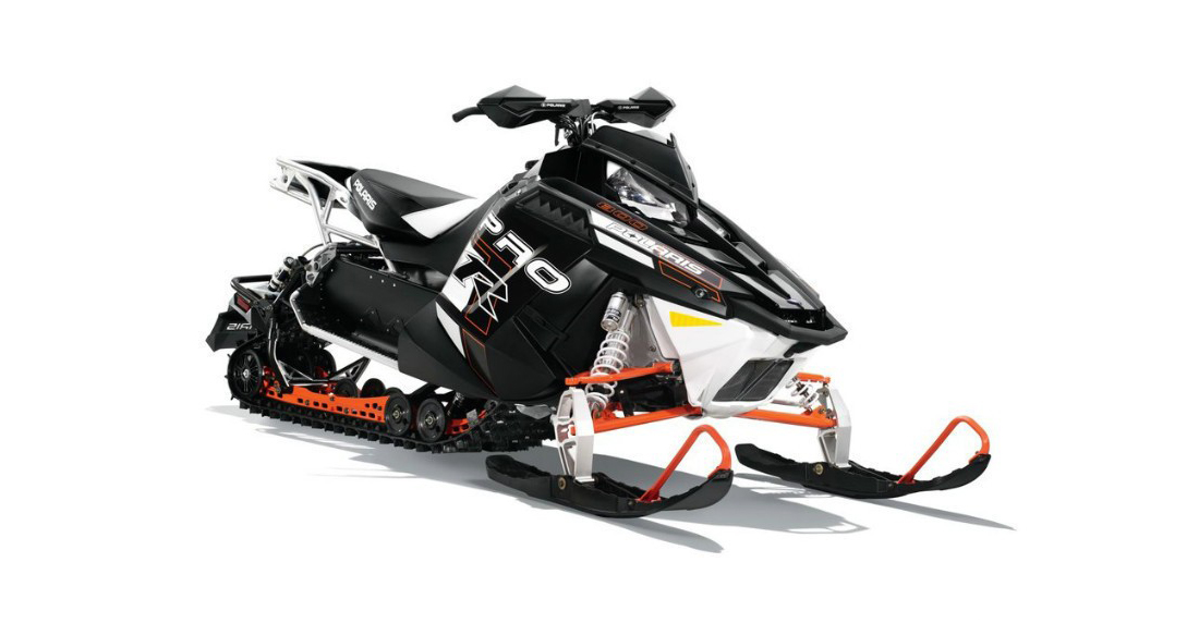 Снегоход 600 SWITCHBACK PRO-R black 2014