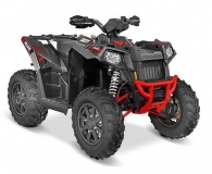 Квадроцикл Scrambler XP 1000 EPS red 2016