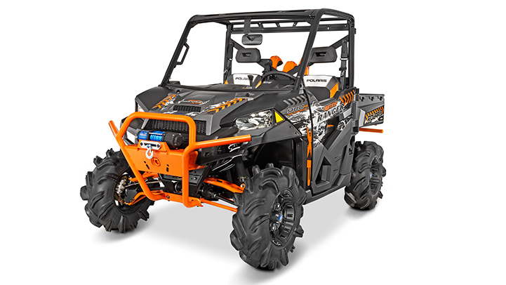 Ranger XP 900 EFI EPS  High Lifter black 2016