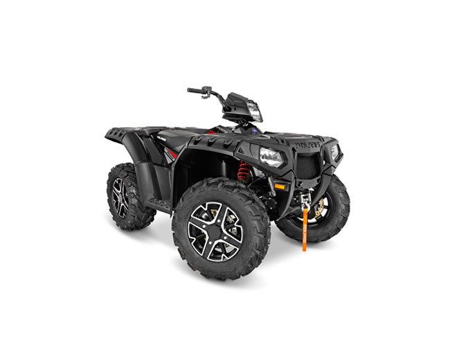 Sportsman XP 1000 EPS Forest blackl 2015
